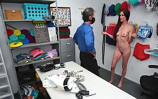 ShopLyfterMYLF - MILF Thief Fucked Off out of one's mind The Mall Cop