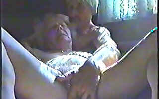 My husband is one naughty old fart that loves to eat pussy a entirety