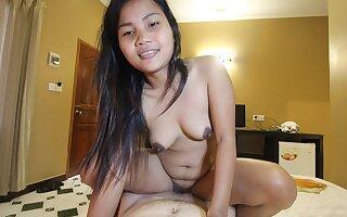Cambodian 3-Holer Momma - AsianSexDiary