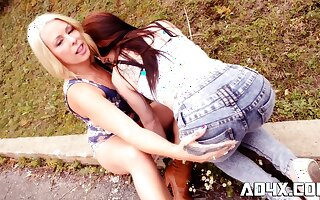 Stacey Shine et Stephanie Diamond