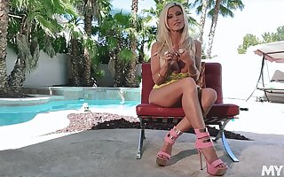 Legendary cougar Brittany Andrews gives an put to use