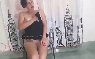 Regina Noir Posing For Full Video Double Pussy Show By Regina Noir - 2