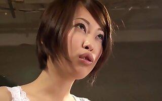 Japanese Stunner Girl Saki Otsuka Ape Richness deeps