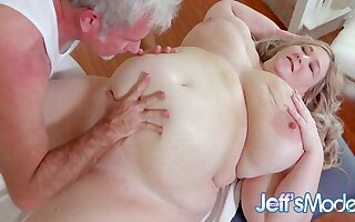 Heavenly Bbw Martini Margo Gets Worshipped And Massaged