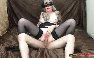 Unspecific Fucked In All Holes Deep Blowjob With Red Lips Ass Just about Mouth Cum