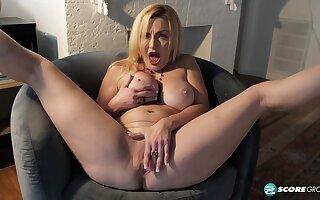 Lustful Gilf Marilyn Masters Hot Solo