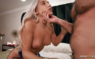 Raunchy Abella Peril Gets Pounded By Horny Guy Manuel