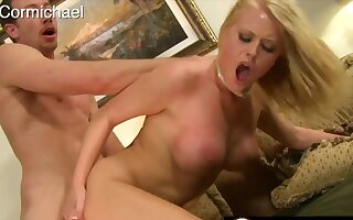 Cock hungry MILFs enjoy their elder pussies getting pounded firm with thick and stiff cocks