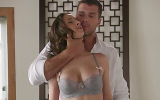 Nude vaginal seduction in verge on scenes of maledom