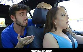 Momswap - Advanced Porn Shackle By Milf - Carmela Cluster