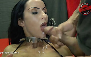 Cum Cum Gangbang Orgy With Sperma Milf Sidney Dark  -  10612