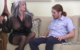SallyDangeloXXX - Hot Wife Lll Mp4 Hd
