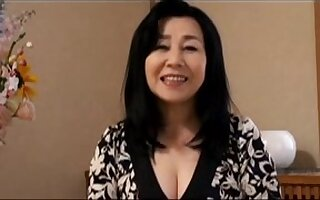 Japonese Mature In Firts Audition F51