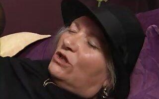 German grannies screwed in all holes hard