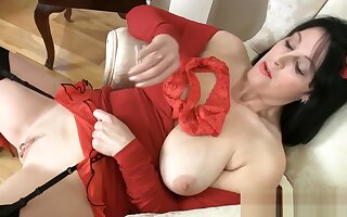 Hot Step-Mama Raven 2 Fucking Hard Young Dad's Friend