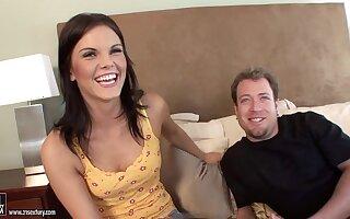 Fantastic Assfuck Intercourse In Hotel Room - Mackenzee Pierce