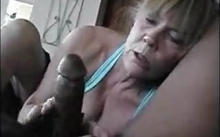 This older sprog really love to suck black detect